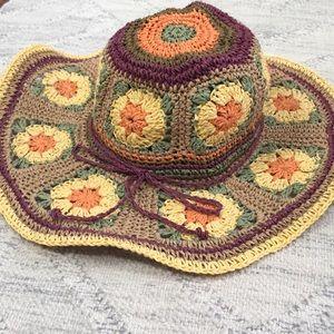 Floppy Raffia Hat